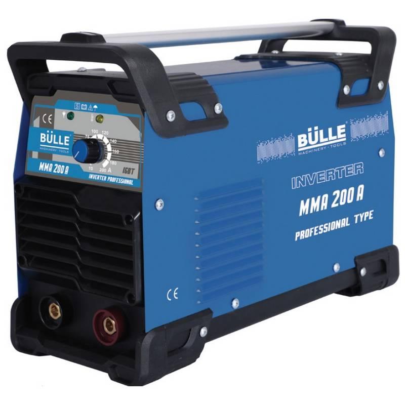 Ηλεκτροσυγκόλληση Inverter Ηλεκτροδίου ΜΜΑ BULLE