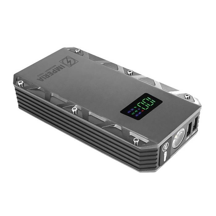 Εκκινητής & εφεδρική μπαταρία Jump Starter & Powerbank IMPERIA